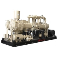 PET Blow Moulding Air Compressors
